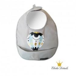 Elodie Details - Bib,Moon Balloon