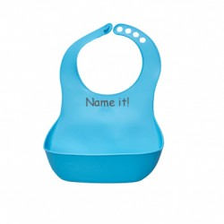 BIB with name, Several colours available