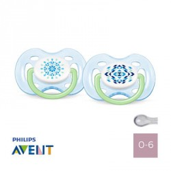 PHILIPS AVENT 0-6,Symmetrical - Silicone