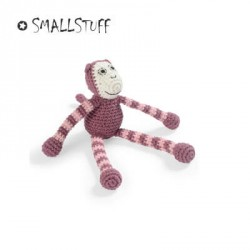 SMALLSTUFF - Monkey, Crochet