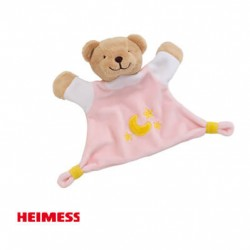 HEIMESS - Pacifier cloth, Teddy bear