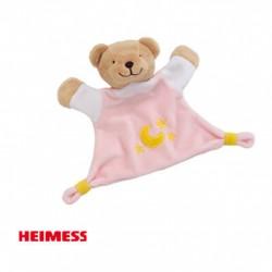 HEIMESS - Pacifier cloth, Teddy bear