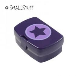 SMALLSTUFF - Lunch box, Lavender, Cirkel Star