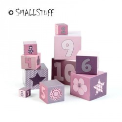 SMALLSTUFF - Cubes, Dolls & Flowers, Girl