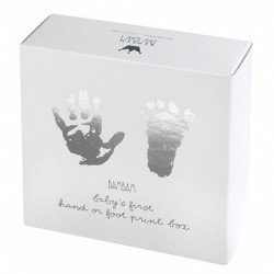 BAMBAM, Baby's first hand and foot print