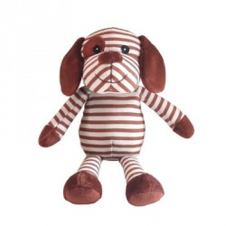 Teddy, Dog, Brown Stripes