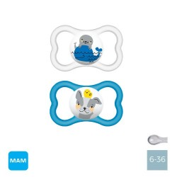MAM Air 6-36, Symmetrical - Silicone