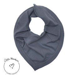 Little Wonders - Bib, Grey