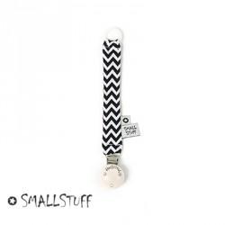 Smallstuff Dummy chain, black/white zigzak