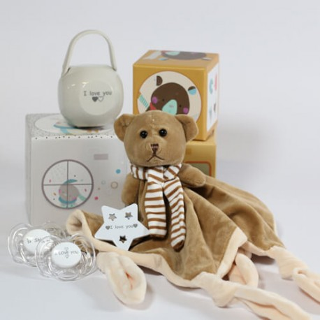 Neutral gift box, 0-6 months