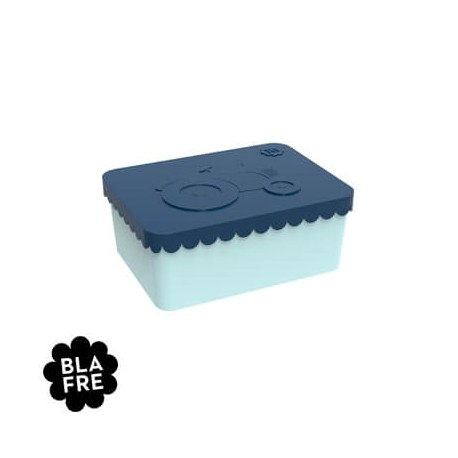 BLAFRE, Lunch Box Tractor, Navy Blue