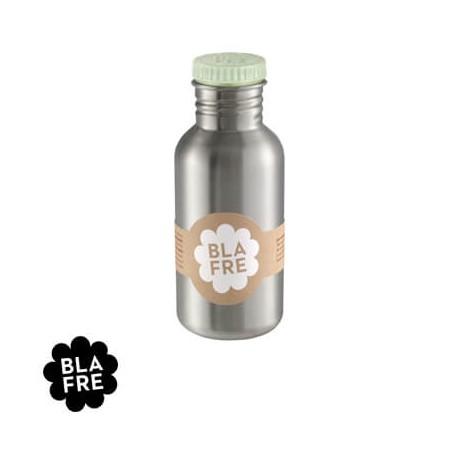 BLAFRE, Steel drinking bottle, 500 ml., Green