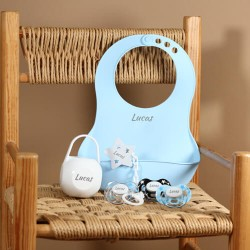 Gift box for boy, With bib, 3-36 months