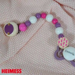 HEIMESS, Dummy chain, Purple/Pink