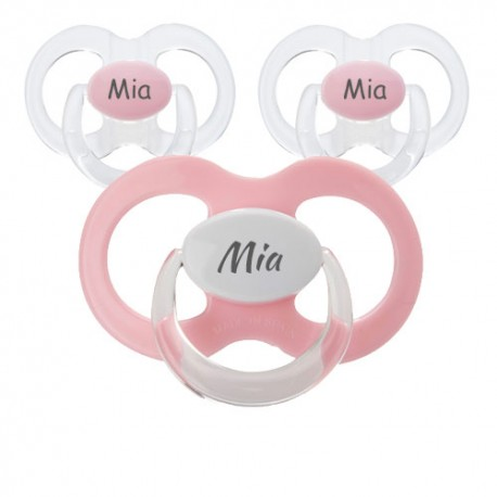 MAXIBABY, Size. 2. (3-36 months.), Anatomic - Silicone
