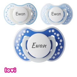 LOVI Day & Night, Size. 2. (3-36 months.), Symmetrical - Silicone