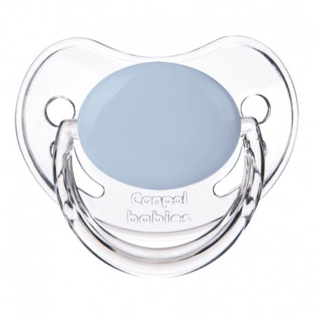 CANPOL 3-36, Soother with glitter, Anatomic - Silicone
