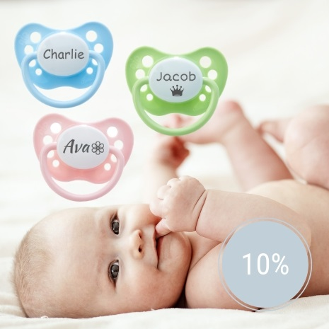NIP CLASSIC dummies with name - SAVE 10%
