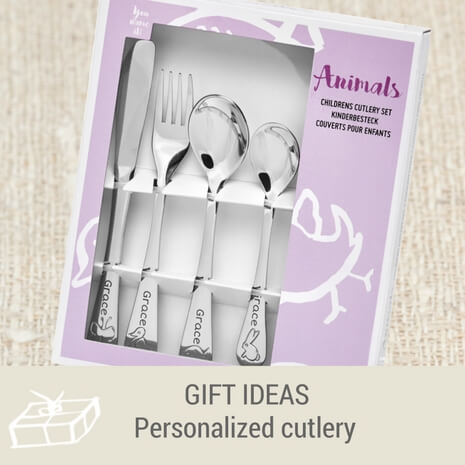 Personalized cutlery