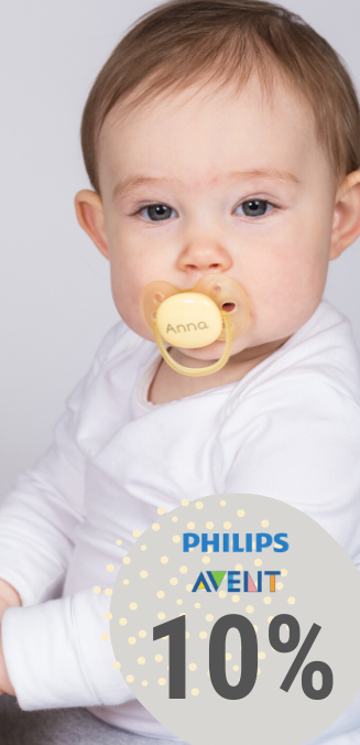 Save 10% on ALL Philips Avent dummies