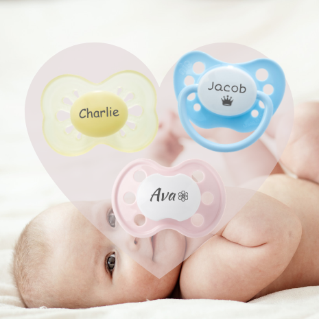 Personalized dummies - find them here!