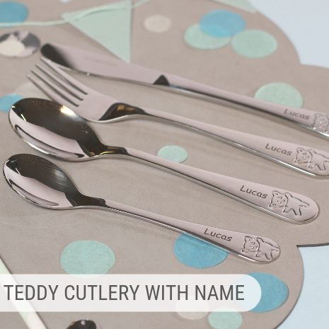 Personalized cutlery - perfect gift idea!
